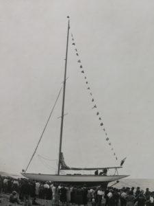Italian Sailing Yacht