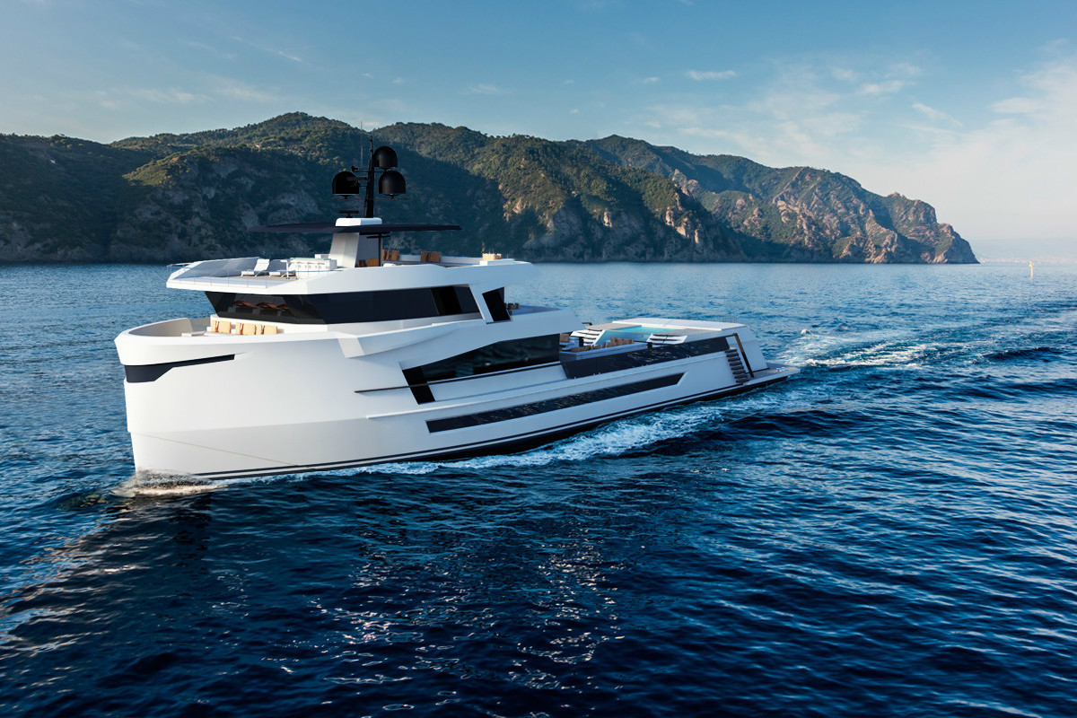 130ft Explorer Yacht