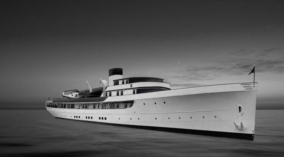 Italian Yacht Refit WILLIAMSBURG