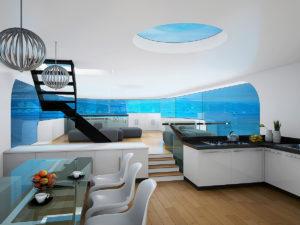 Parawhale Italian Concept Yacht design